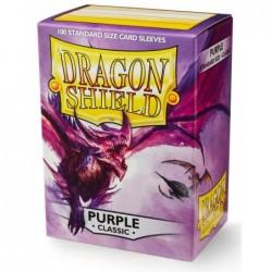 Dragonshield pochettes Purple (100) - 63x88 un jeu Dragonshield