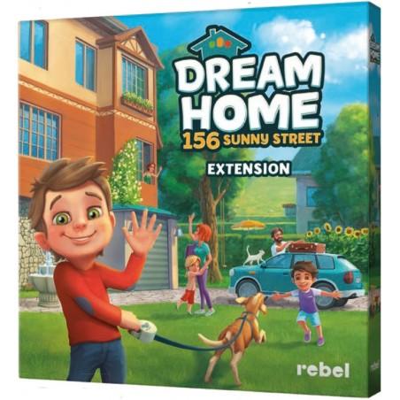 Dream Home - 156 Sunny Street un jeu Rebel