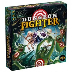 Dungeon Fighter un jeu Iello