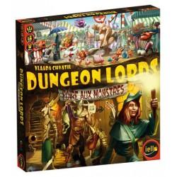Dungeonlords Foire aux monstres un jeu Iello