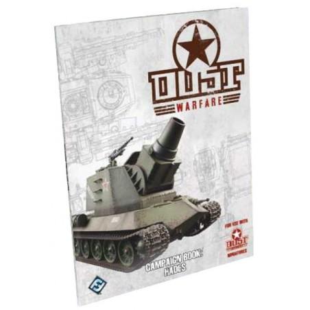 Dust Warfare - Campaign Book Hades (VO) un jeu FFG France / Edge