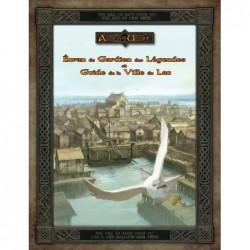 Ecran du Gardien des Légendes un jeu Edge
