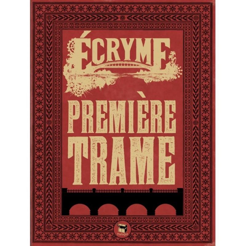 ECRYME - Première Trame un jeu Matagot