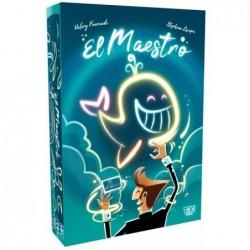 El Maestro + paquet promotionnel Cinéma un jeu TIKI Editions