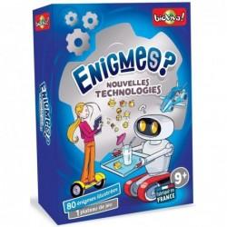 Enigmes Nouvelles technologies un jeu Bioviva