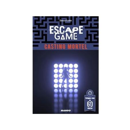 Escape Game Casting Mortel un jeu Mango