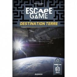Escape Game Destination Terre un jeu Mango