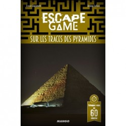 Escape Game Sur les traces des pyramides un jeu Mango