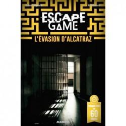 Escape Game L'Evasion d'Alcatraz un jeu Mango