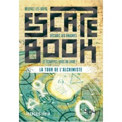 Escape Book - La tour de l'Alchimiste un jeu 404 éditions