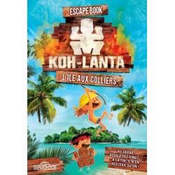 Escape Book Junior Koh Lanta un jeu 404 éditions