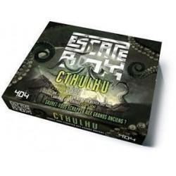 Escape Box Cthulhu un jeu 404 éditions