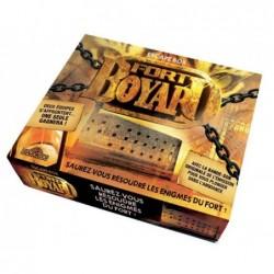 Escape box - Fort Boyard un jeu 404 éditions
