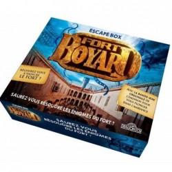 Escape box - Fort boyard 2 un jeu 404 éditions