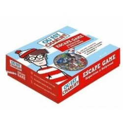 Escape Box - Ou est Charlie ? Disparition à Hollywood un jeu 404 éditions