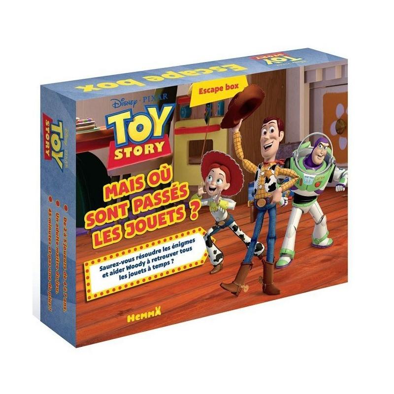 Escape box - Toy story un jeu 404 éditions