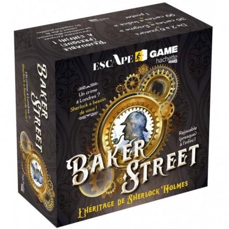 Escape game - Baker Street un jeu Hachette