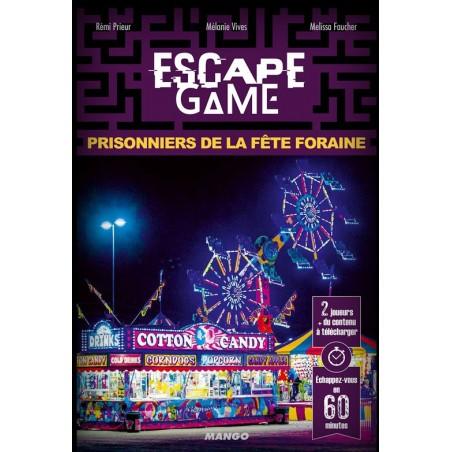 Escape Game Prisonniers de la fête forraine un jeu Mango
