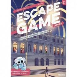 Escape Junior 7 - Qui veut assassiner louis XIV ? un jeu Fleurus