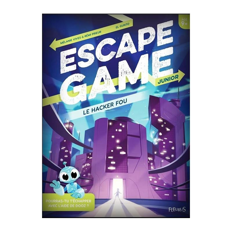 Escape Game Le hacker fou un jeu Mango