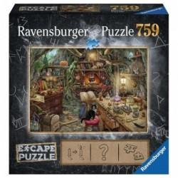 Escape Puzzle - Cuisine de sorcière un jeu Ravensburger