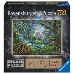 Escape puzzle - Licorne un jeu Ravensburger