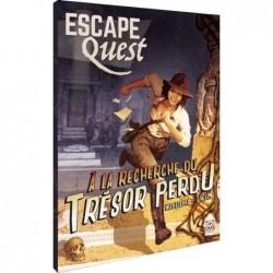 EscapeQuest A la recherche du trésor perdu un jeu Don't Panic Games