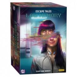 Escape tales - Low memory un jeu Pixie Games