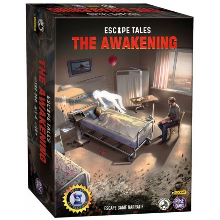 Escape Tales - The awakening un jeu Pixie Games