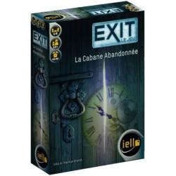 Exit - La Cabane Abandonnée un jeu Iello