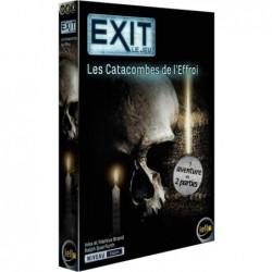 Exit Catacombes de l'effroi un jeu Iello