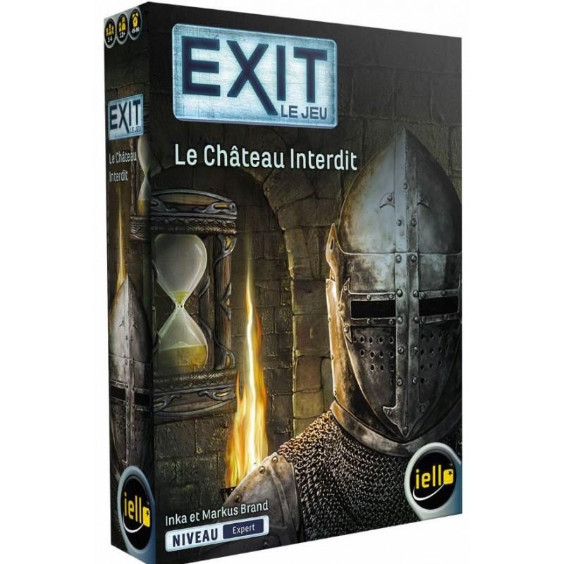 Exit - Le chateau interdit un jeu Iello