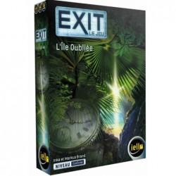 Exit - L'ile oubliée un jeu Iello