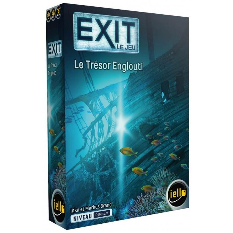 Exit - Le trésor Englouti un jeu Iello