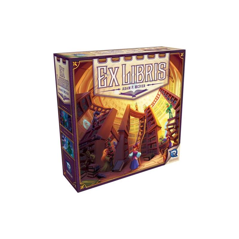 Ex Libris un jeu Renegade Game Studio