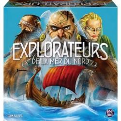 Explorateurs de la mer du Nord un jeu Pixie Games