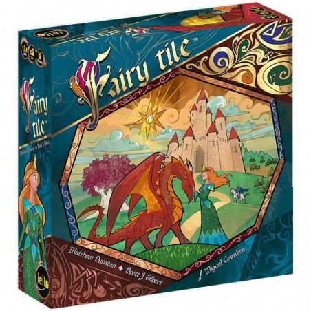 Fairy Tile + cartes bonus un jeu Iello