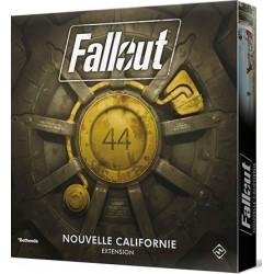 Fallout - Nouvelle Californie un jeu FFG France / Edge