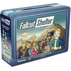 Fallout Shelter un jeu FFG France / Edge