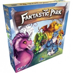 Fantastic Park un jeu Blue orange