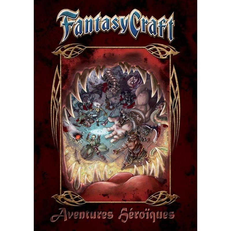 Fantasy Craft - Aventures Héroïques un jeu 7ème cercle