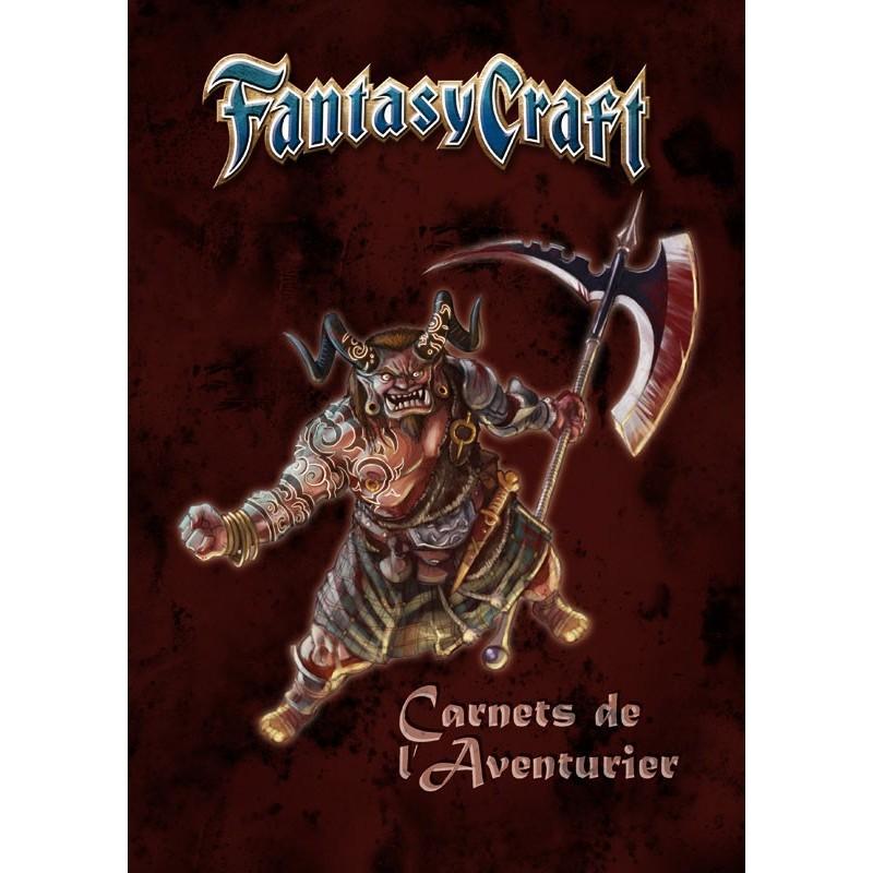 Fantasy Craft - Carnets de l'aventurier un jeu 7ème cercle