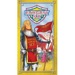 Fantasy SA un jeu Edge