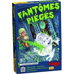 Fantômes piégés un jeu Haba