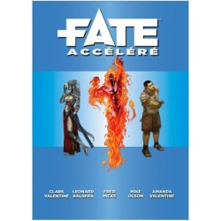 Fate Accéléré un jeu 500 nuances de geek