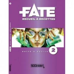 Fate - Boîte à outils 2 un jeu 500 nuances de geek