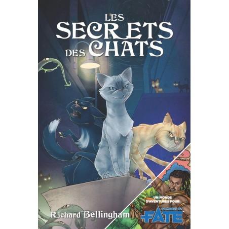 Fate - Secrets de chats / Les maîtres d'Umdaar un jeu 500 nuances de geek