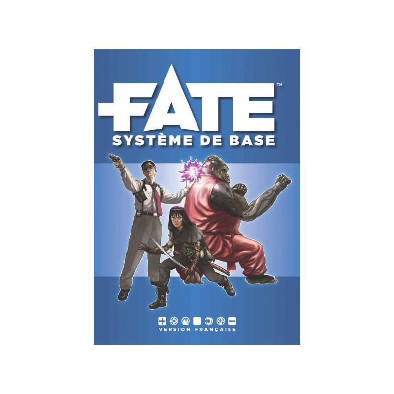 Fate - Système de base un jeu 500 nuances de geek