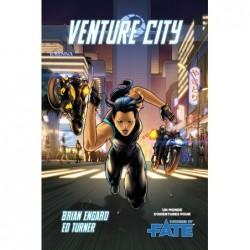 Fate - Ventury City un jeu 500 nuances de geek