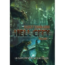 Faust Commando - Hell City un jeu Les XII singes